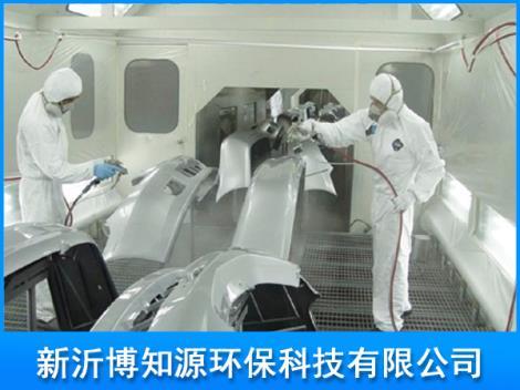 汽車噴漆房研發