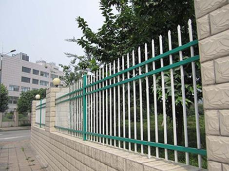 別墅鋅鋼護欄