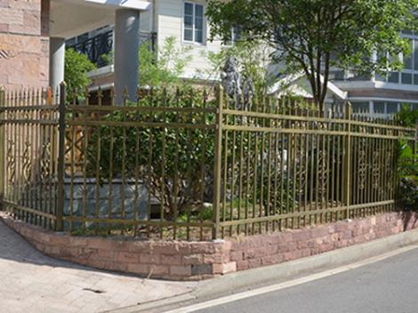 庭院鋅鋼護欄