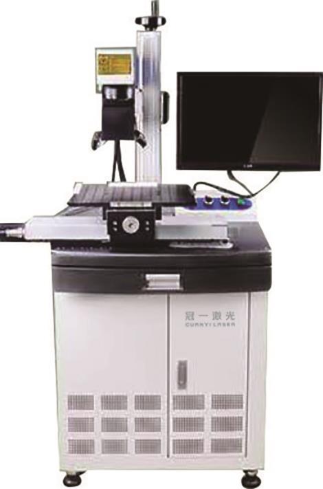 大幅面CCD视觉打标机