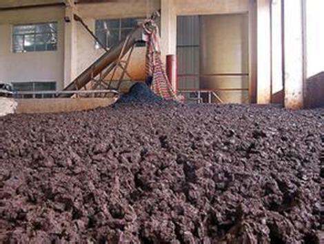 一般固废污泥处理