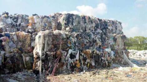 工业垃圾处置