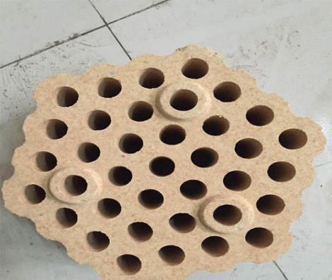 熱風爐用高鋁磚