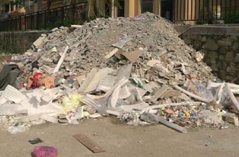 装潢垃圾处理公司