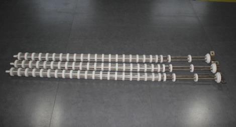 低温回火炉辐射管芯