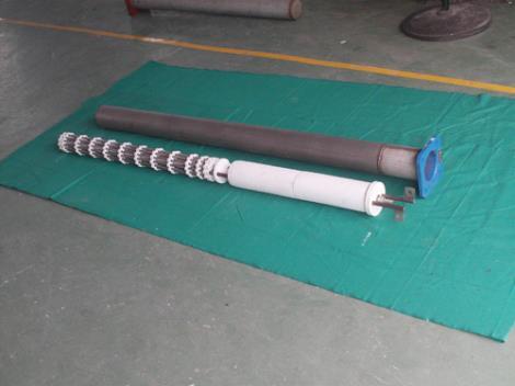 FBQ1000多用气体渗碳淬火炉辐射管