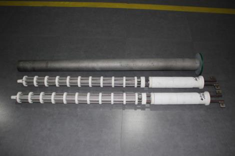 丰东网带炉辐射管
