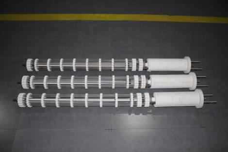 易普森5号炉辐射管芯