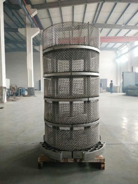 井式炉工装