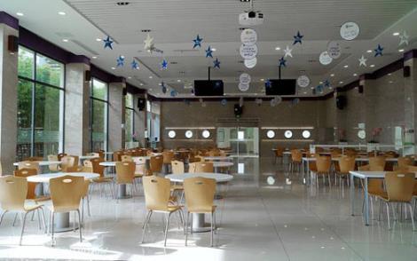 南京食堂改造
