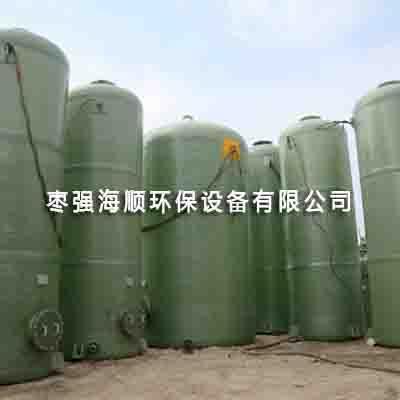 玻璃钢立式储罐加工