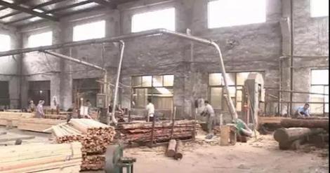 木材加工粉尘治理