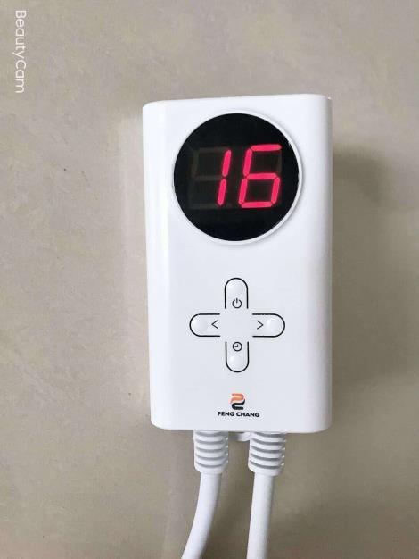 電地暖溫控系統