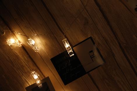 LED照片夹