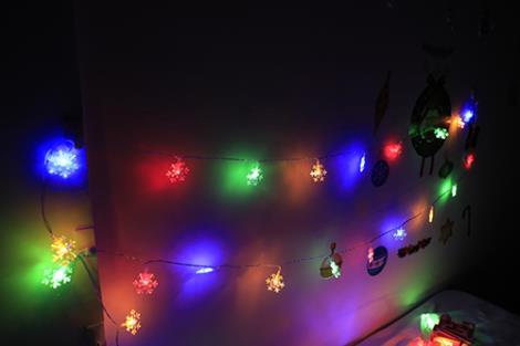 装饰气泡灯