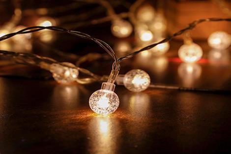 LED水滴灯串