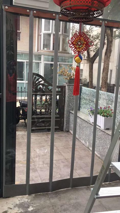 南京磁吸门帘价格