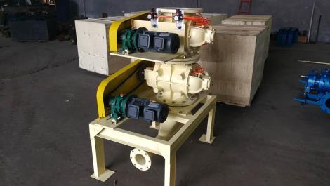 旋转供料器,耐磨旋转给料机,尿素输送供...