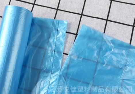 八折卷式垃圾袋定制
