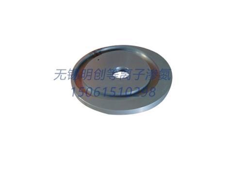 钛合金表面渗氮处理     泰州钛合金表面渗氮处理