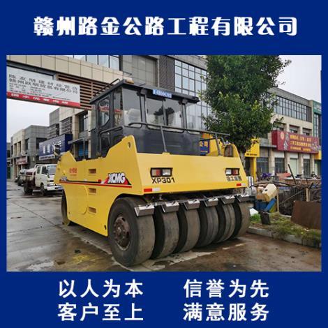 赣州胶轮压路机租赁厂家