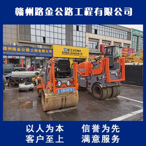 赣州小型压路机租赁厂家