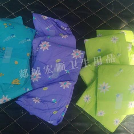 过期卫生巾回收