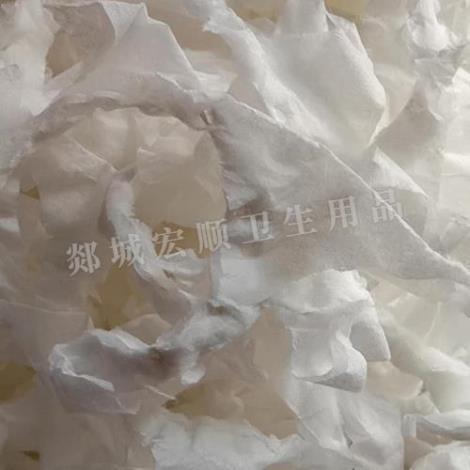 无尘纸三角棉回收