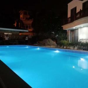 高端别墅私家泳池