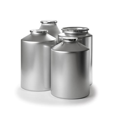 醫藥無菌原料粉鋁瓶