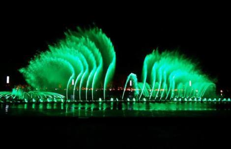 廣場大型音樂噴泉廠家