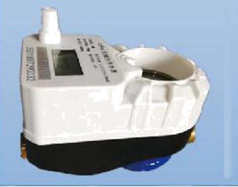 LORA无线远传水表(屏显阀控)