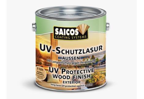 賽克斯SAICOS室外抗紫外線木蠟油