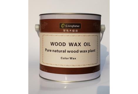 光固化木蠟油