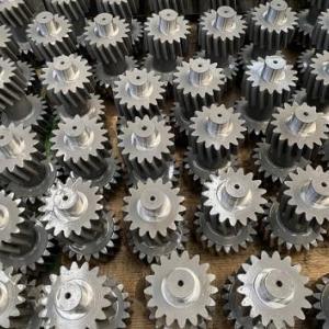 工程機械軸