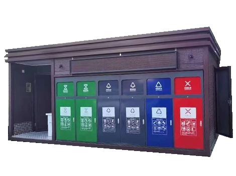 南京垃圾分类房厂家