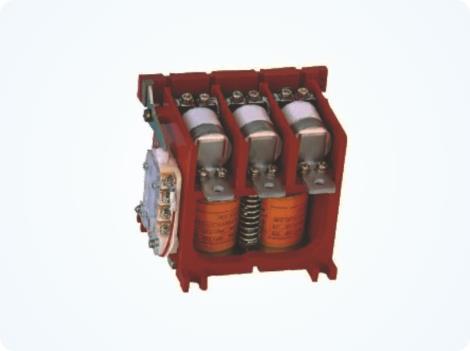 交流真空接觸器CKJ5-80.125.160-1.14KV