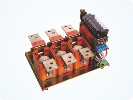 交流真空接觸器CKJ5-250.400.630-1.14KV