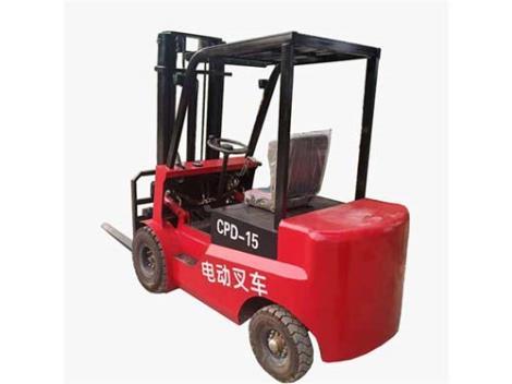 新能源電動叉車