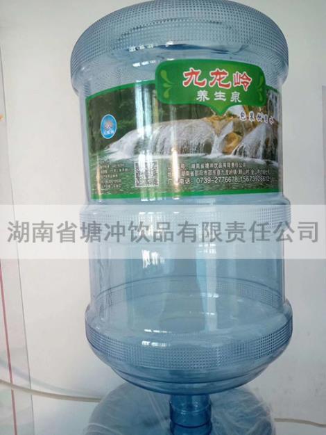 桶装天然矿泉水价格