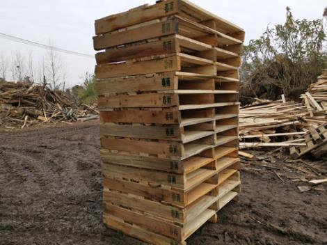 雜木木托盤加工
