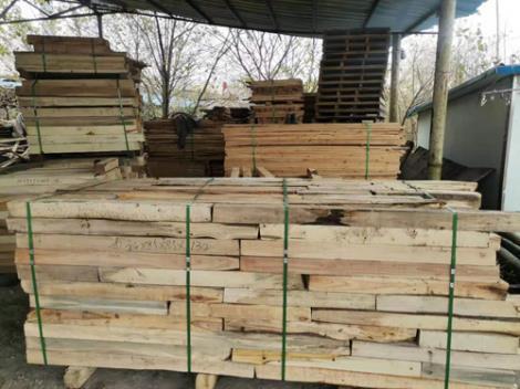 雜木半成品加工
