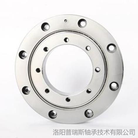 交叉滚柱轴环RU型(带安装孔型)