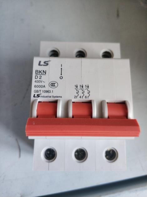 LS产电 空气开关 BKN D2 D2A 3P