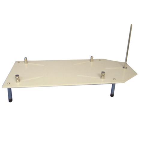 ZH-BXT-2-1塑料板鼠兔解剖台