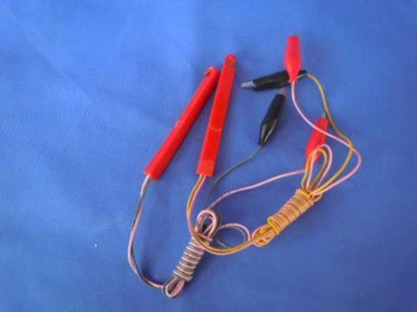 保护刺激电极