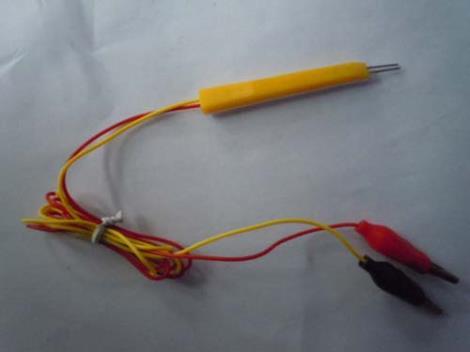 双线刺激电极