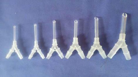 有机玻璃气管插管