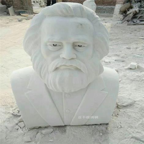玻璃鋼偉人雕像