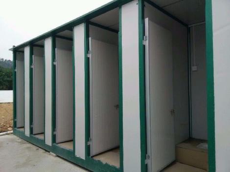 集装箱卫生间设计